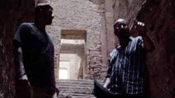Video : A haunted haveli in Rajasthan