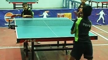 Ajmer - Nursery of Table Tennis in India