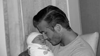Video : David Beckham wants one more baby