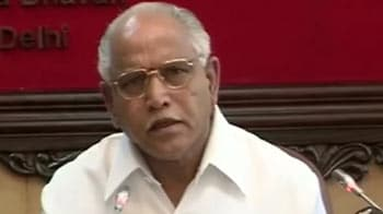 Video : Yeddyurappa relents, says will resigning by 1 pm tomorrow