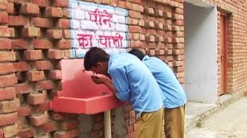 Video : NDTV Impact: Govt school gets filtered water