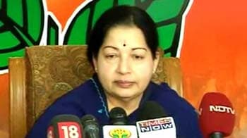 Video : Stalin not arrested, says Jayalalithaa