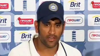 Dhoni brings up the 'too much cricket' debate again