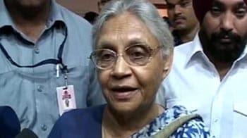 Videos : शीला सरकार पर गंभीर आरोप