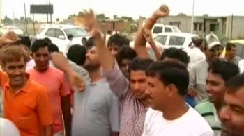 Video : BJP-Congress war over Haryana land