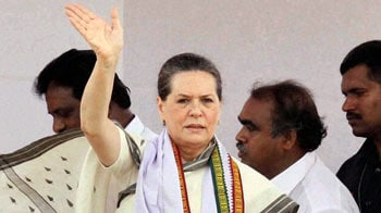 Video : Congress dilemma over Sonia's absence