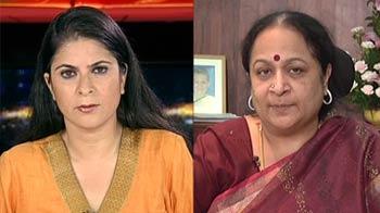 Video : MV Rak oil spill: No cause for concern, says Jayanthi Natarajan