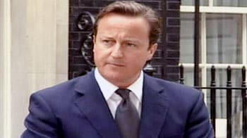 Video : David Cameron promises action against rioters