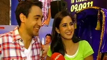 Video : Imran, Katrina are Bollywood's betrothed