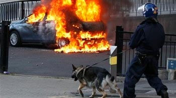 Video : Riot fightback underway, says Cameron