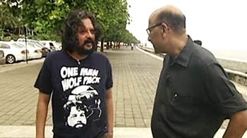 Video : Grounded star: Amole Gupte