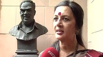 Video : Guwahati molestation: Chief Minister must apologise, says Brinda Karat