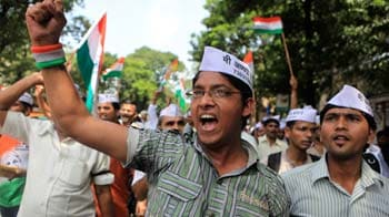 Video : How big is the Anna Hazare movement?