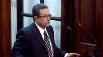Video : Being made a scapegoat: Justice Sen