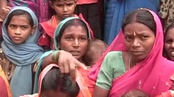 Video : Mothers starved in Bihar village