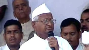 Video : It is a victory for all Indians: Anna Hazare