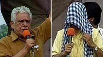 Video : Parliament considering privilege motions against Bedi, Om Puri