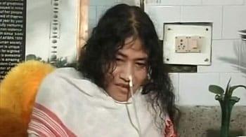Video : Anna is seasoned activist, I'm simple woman: Irom Sharmila