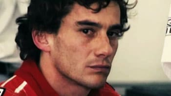 Video : Watch never before seen footage of Ayrton Senna