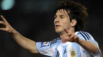Video : Kolkata Messi-merised