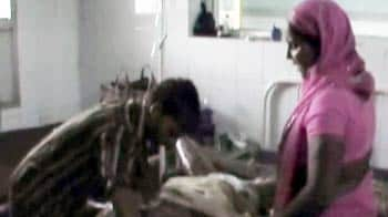 Video : Girl set on fire for rejecting marriage proposal