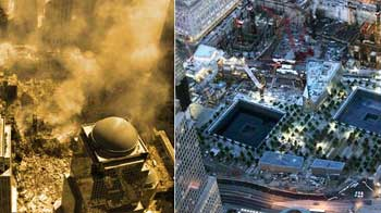 Video : 9/11 attacks as seen from space: NASA video
