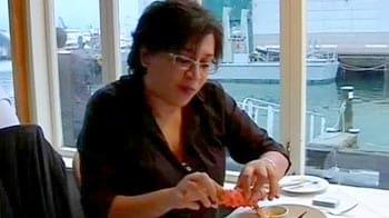 Video : Aneesha Baig's food voyage in Wellington