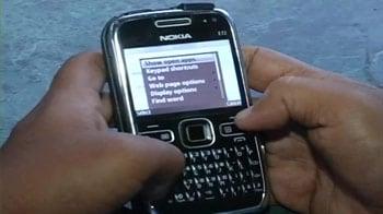 Video : Cyber criminals' new target: Smartphones