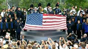 Video : Remembering 9/11: Barack Obama at Ground Zero
