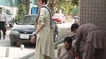 Video : Blasts near Indian embassy in Kabul