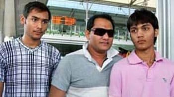 Video : Hyderabad changes road rules after Azhar's son's accident