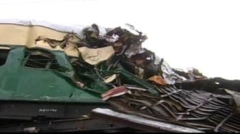 Video : Chennai train accident: Driver may have jumped signals
