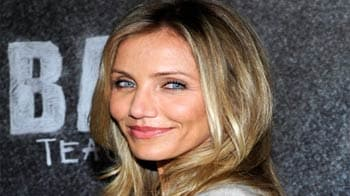 Video : Why Bollywood scares Cameron Diaz