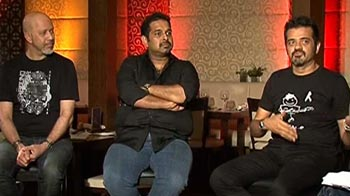 Video : Three to tango: Shankar, Ehsaan & Loy