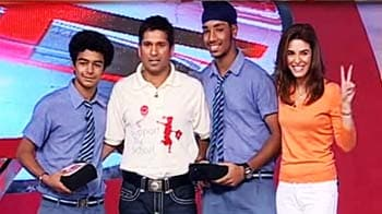 Rageshwari beats Sanjay Dutt, Diya Mirza in Sachin quiz