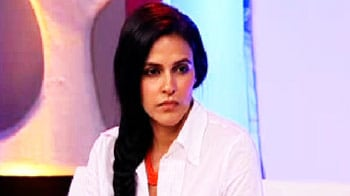 Neha Dhupia joins the Support My School campaign