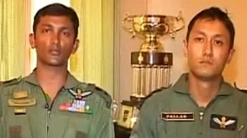 Video : Army's heroic rescue act in Sikkim