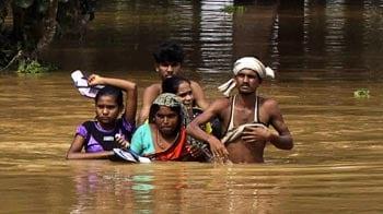 Video : Orissa floods: Nearly 800 villages marooned