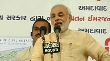 Video : After Sadbhavana fast, Narendra Modi to hold a 'maha rally' today