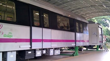 Video : Bangalore Metro: Here it comes