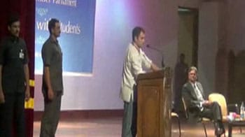 Video : Rahul on the assassinations in his family