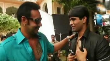Video : अजय का ये है अजब फैन