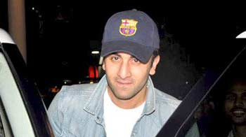 Video : Why Ranbir had to give Messi a miss