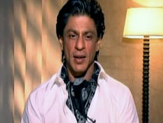 Shah Rukh Khan on Cell Guru