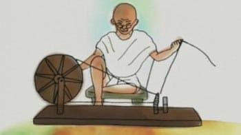 Video : Mahatma through the movies
