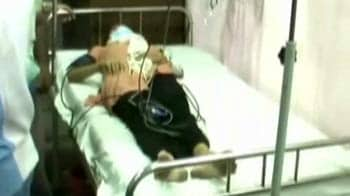 Video : MP gives Rs 20 lakh for cancer patient