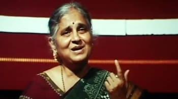 Narayana Murthy's wife, Sudha, makes her film debut