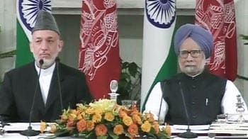 Video : Our cooperation with Afghanistan is open book: Dr Singh