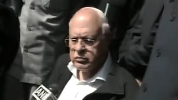 Video : 'We have never asked for money,' says Farooq Abdullah