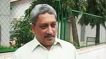 Video : Opposition not consulted on reconstitution of PAC: Parrikar